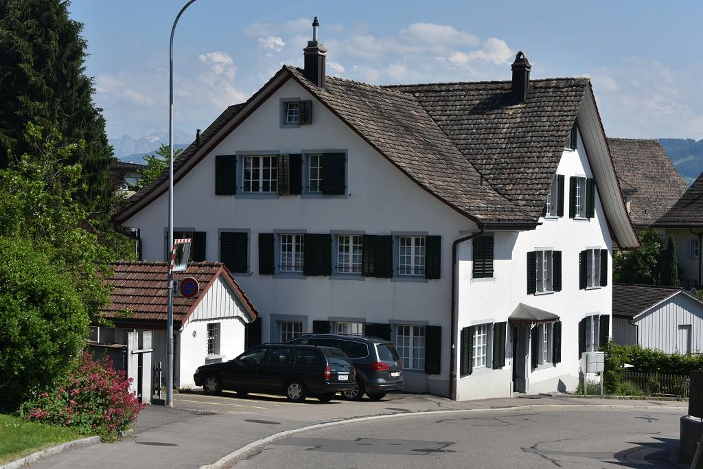 Altes Rebberghaus in Stäfa