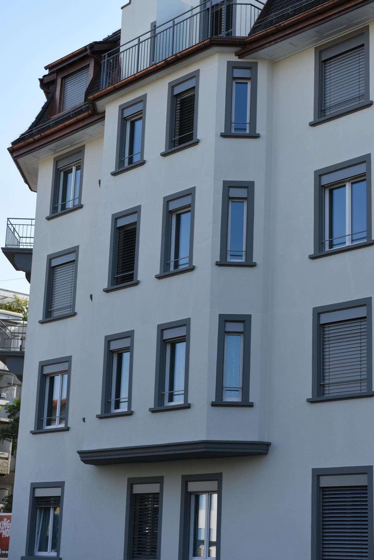 MFH Zürich Oerlikon